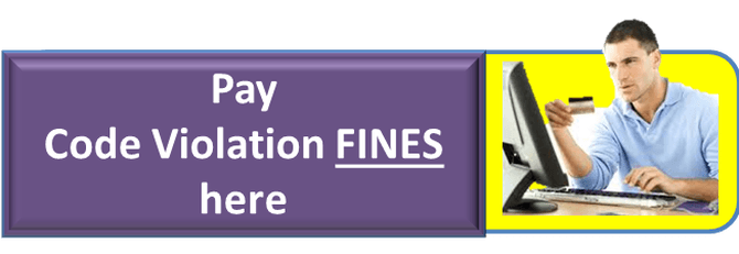 Pay Code Violation Fines