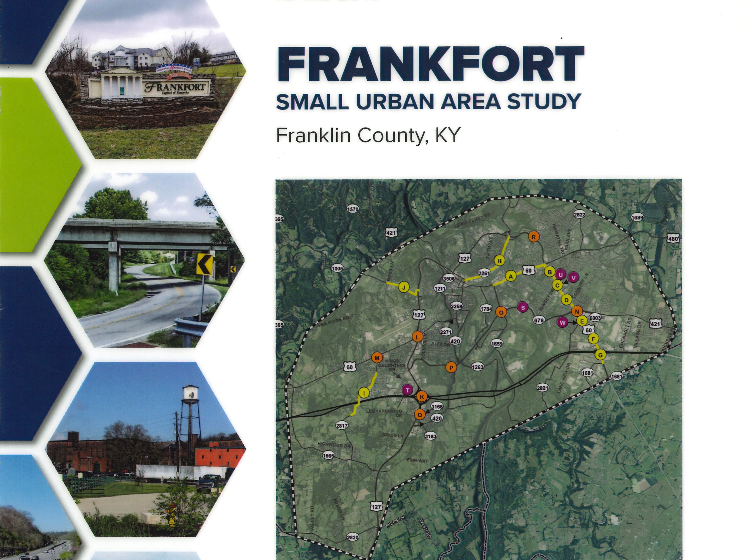 Frankfort 2019 Small Urban Area Transportation Study