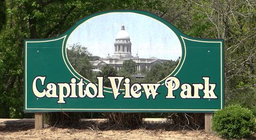 Capital View Park sign