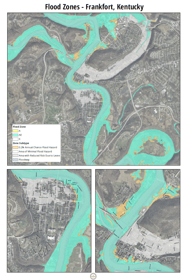 Flood Hazard Map