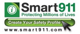 Smart 911 website logo