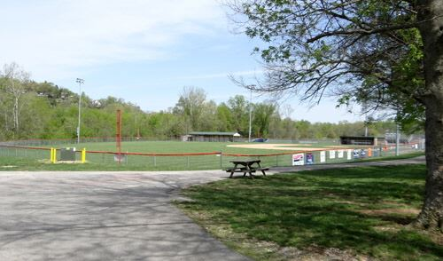 Field at Capital View Park